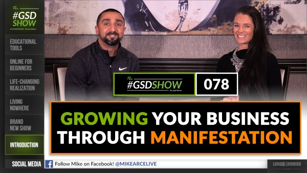 Growing Your Business Through Manifestation